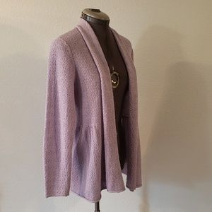 Eileen Fisher wool cardigan